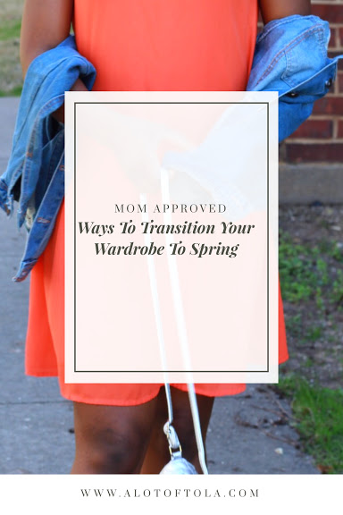 spring approved fashion for mom