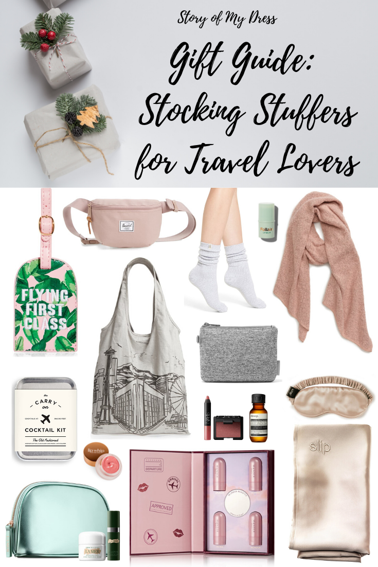 Stocking Stuffers for Travel Lovers Gift Guide