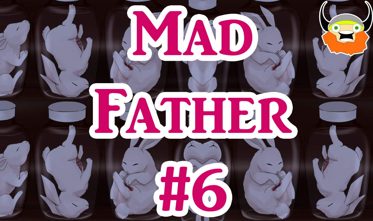 mad father experimento conejo clon