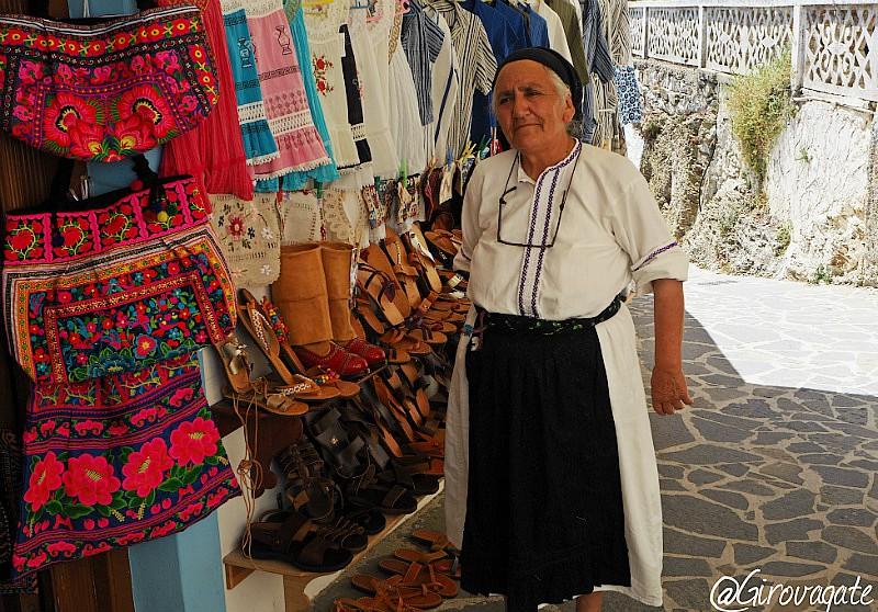 karpathos olympos costumi tradizionali