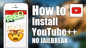 Download Youtube ++ for iPhone and iPad without jailbreak