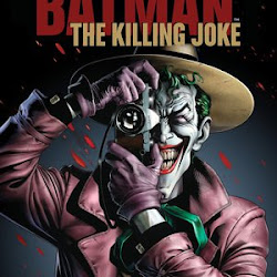 Poster Batman: The Killing Joke 2016