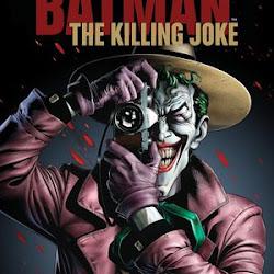 Poster Batman: The Killing Joke 2016
