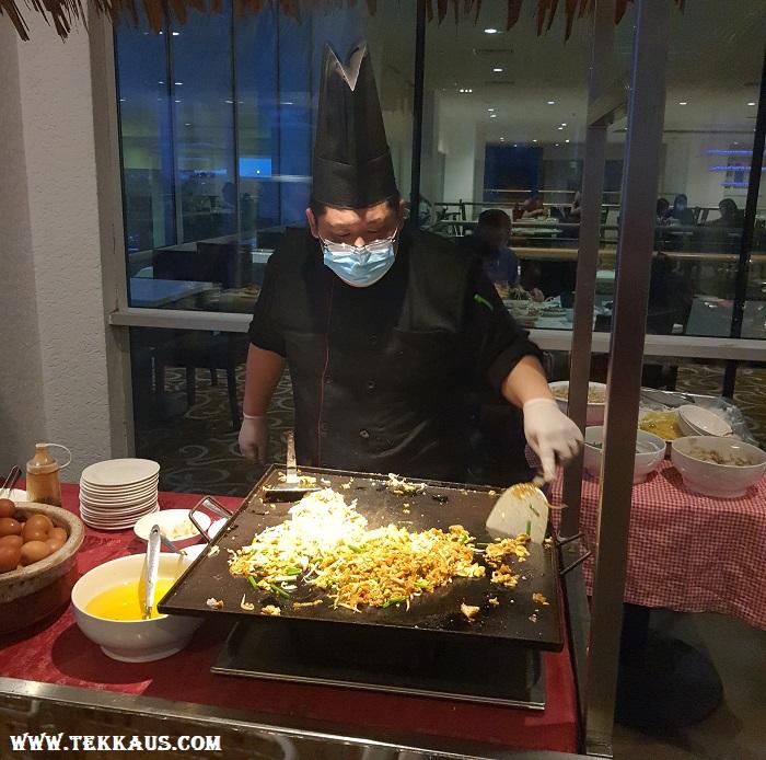 Char kueh teow Malaysian favourites at Holiday Inn Melaka Food Menu
