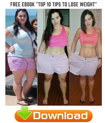 Free Ebook : Top 10 Tips to lose Weight