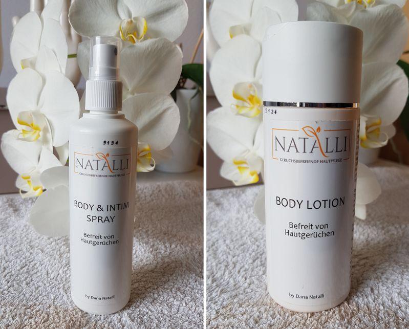 Mit High-Tec gegen die Hitze: Natalli befreit von Hautgerüchen