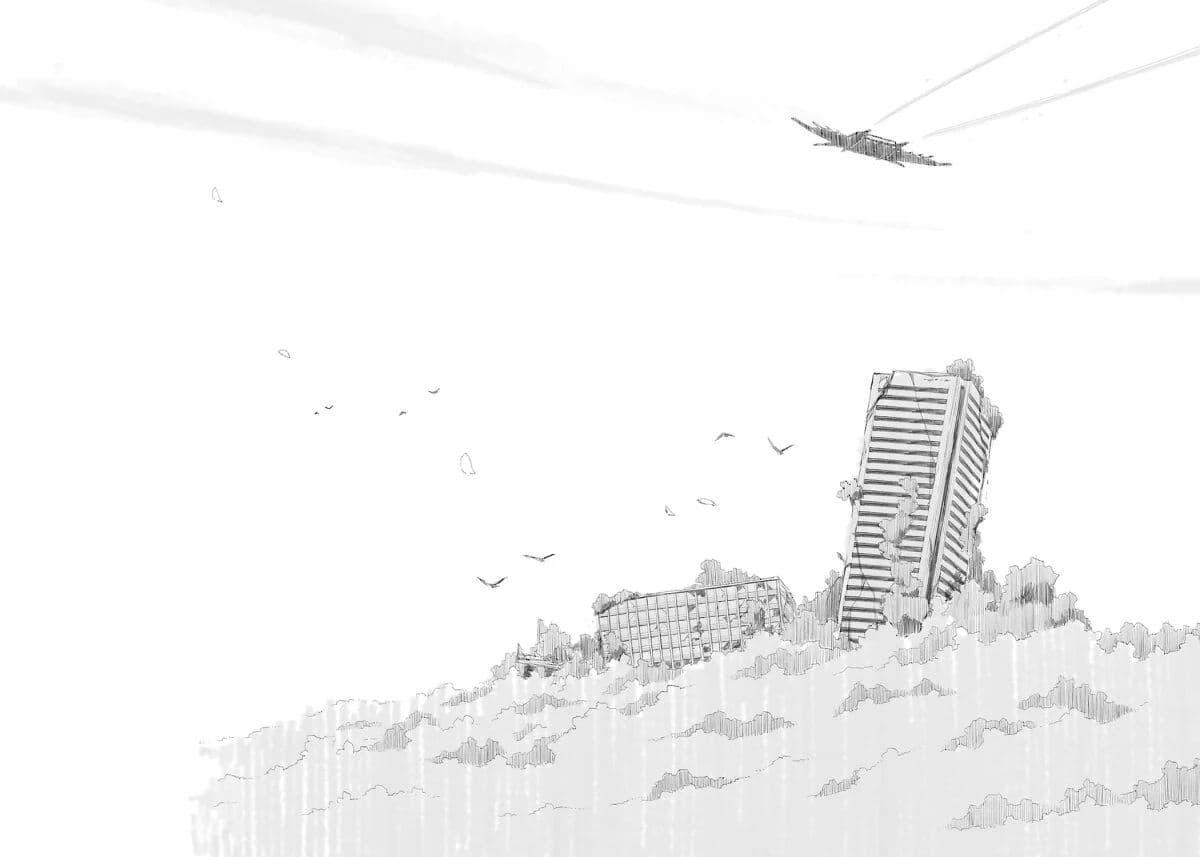 อ่านการ์ตูน Tabi to Gohan to Shuumatsu Sekai ตอนที่ 18 หน้าที่ 10