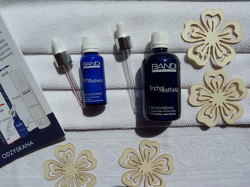 Bandi Tricho-peeling oczyszczający do skóry głowy