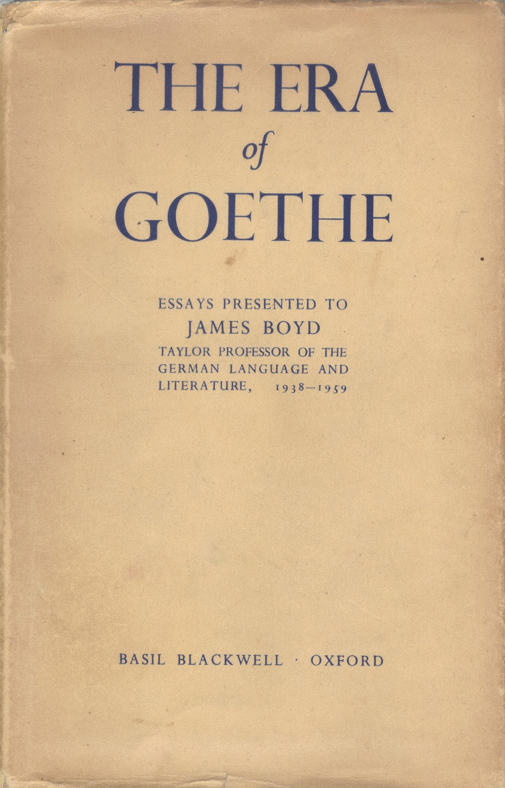 goethe essays I think the term appropriation is the cause of the problem in identifying his true  relationship to nature [tags: goethe nature essays papers] strong essays.