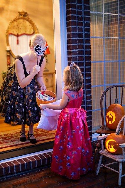 halloween trick or treat ideas