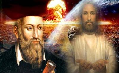 profecia nostradamus jesus