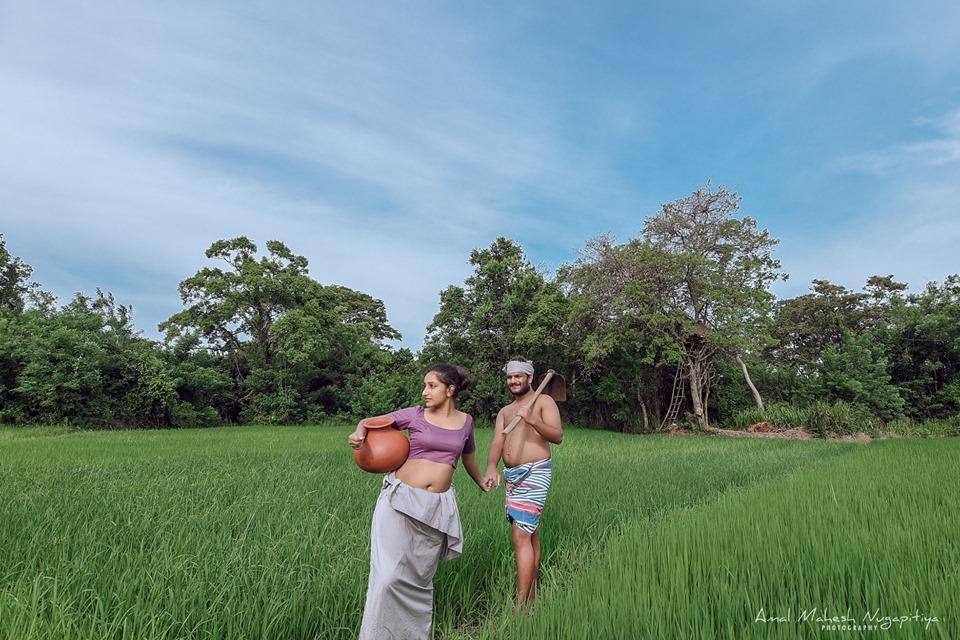 Casual Photo Shoot Of LAHIRU + MADHU preshoot