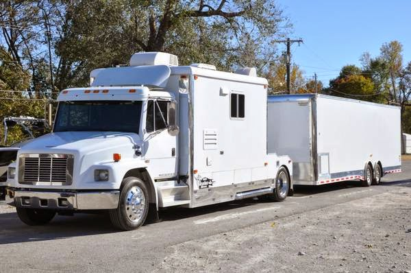 Used RVs Freightliner Toterhome for Sale For Sale by Owner