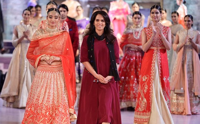 Five Unknown Facts About Anita Dongre