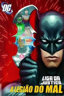 Liga da Justiça - A Legião do Mal (2012) Download