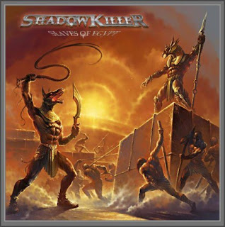 """Το ντεμπούτο των ShadowKiller """"Slaves of Egypt"""""""