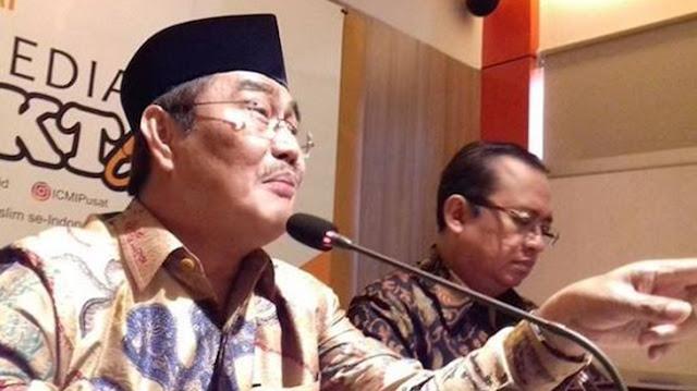 Prof Jimly Asshiddiqie: BNPT Jangan Jadi Pembela Pelaku Penikam Syekh Ali Jaber