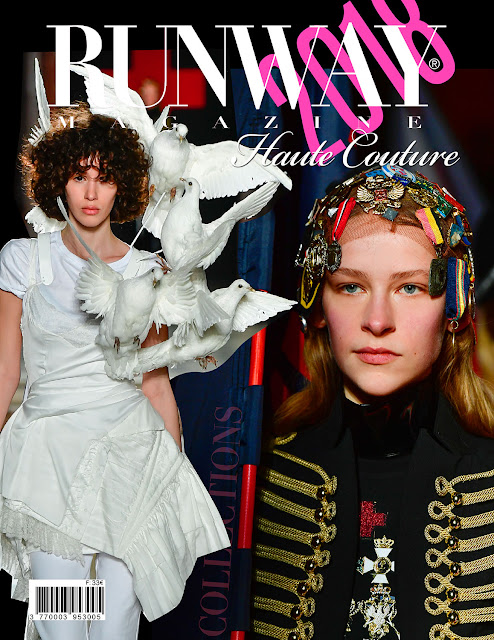 Runway Magazine 2018 Paris Haute Couture Collections