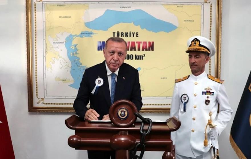 Με έναν τρόπο αντιμετωπίζεται ο Ερντογάν