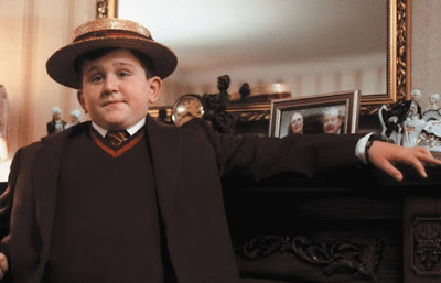 Harry Melling as Dudley Dursley