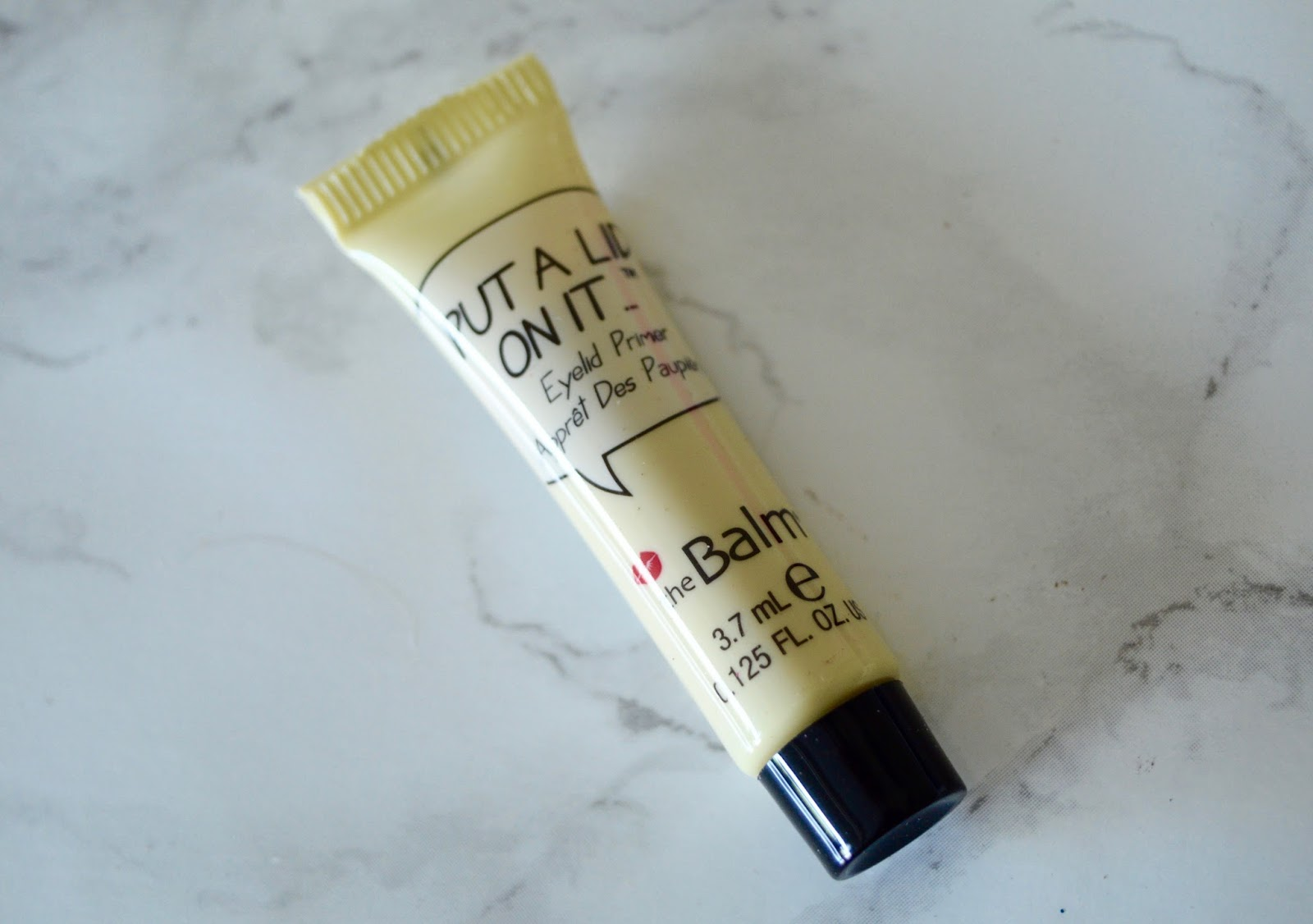 thebalm put a lid on it eyelid primer