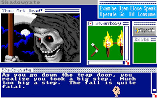 Shadowgate - Commodore Amiga