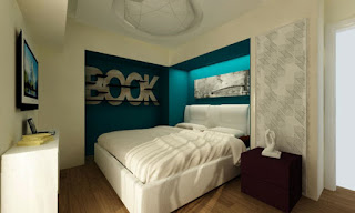 desain kamar tidur yg sempit