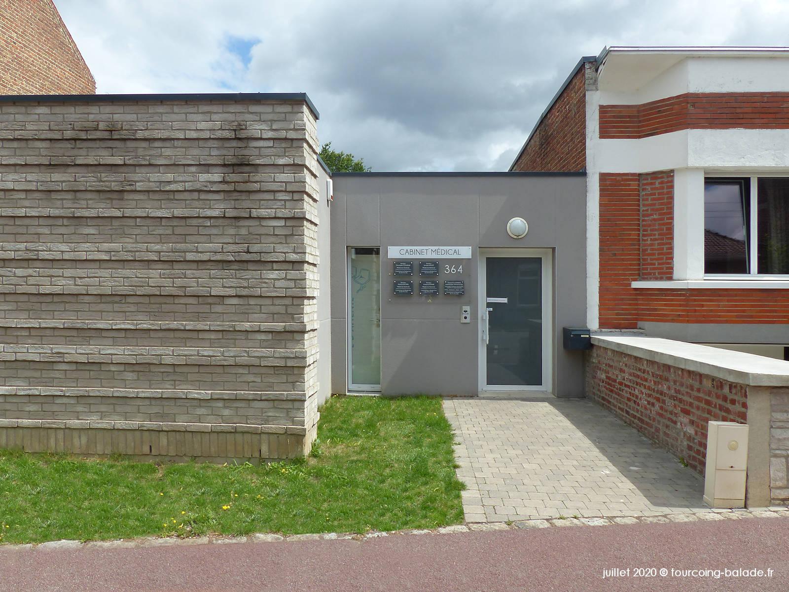 Cabinet Médical 364 Brun Pain, Tourcoing