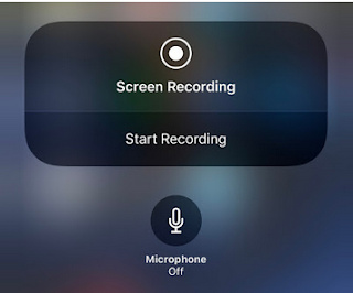 How to Screen Record iPhone with Screen Recording on iOS 13