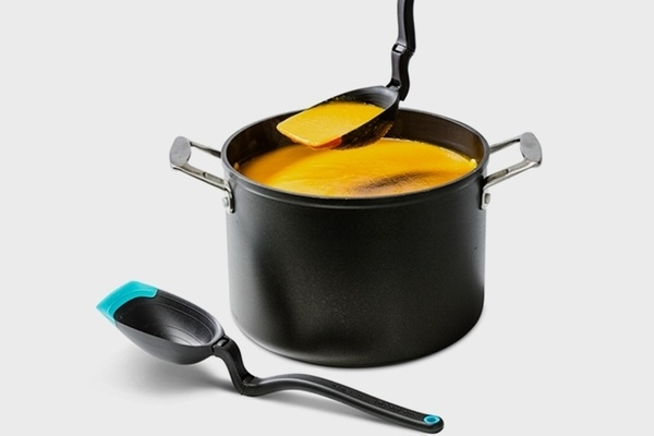 scooping ladle spoon -spadle innovative products