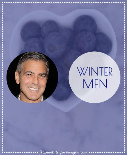 Winter seasonal color palette description for men by 30somethingurbangirl.com