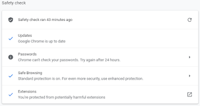 Stay Safe With Google Chrome