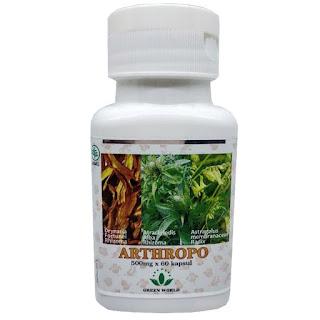 Green World Arthropo Capsule