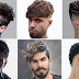 Latest trendy Curly haircuts for men
