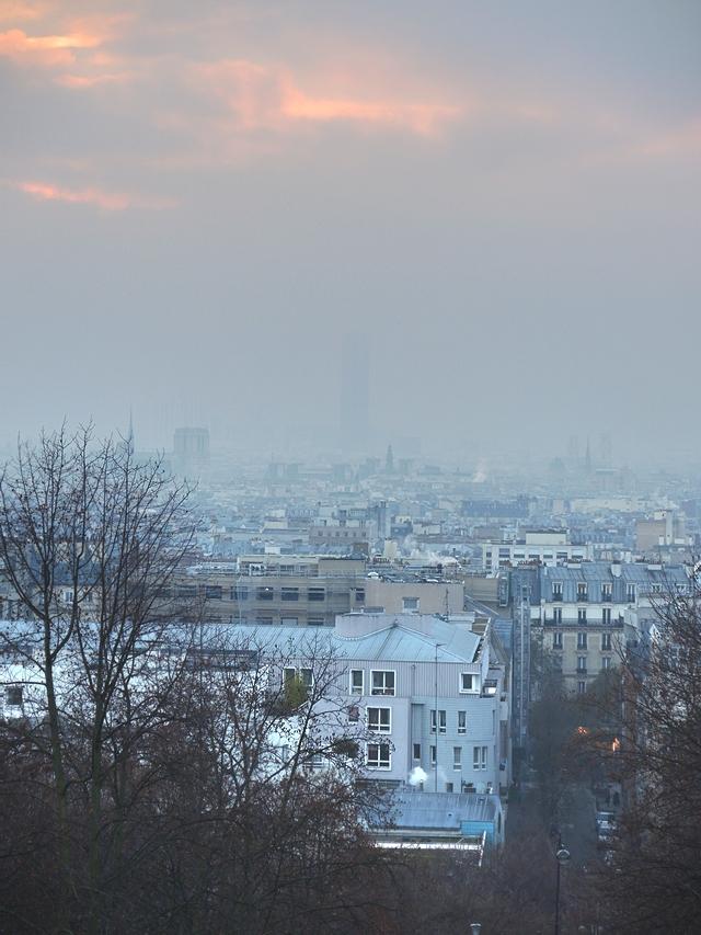 Parijs: Belleville - deel 1
