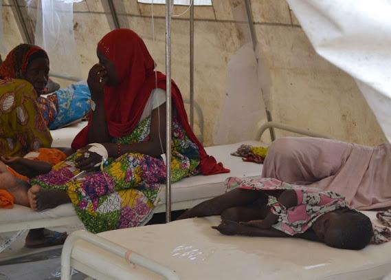 Cholera Kills 150 in Northwest Katsina State,Nigeria's northern Katsina state