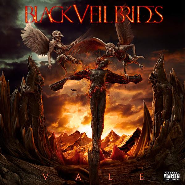 Black Veil Brides - Vale Cover