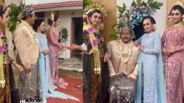 Bukan Kaleng-Kaleng! Pria di Magelang Nikahi 3 Wanita Sekaligus, Netizen Kepo: Resepnya Apa Lur?
