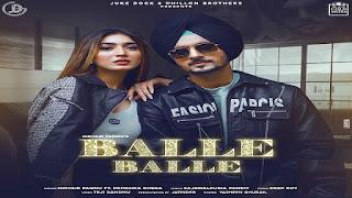Balle Balle Lyrics in English – Nirvair Pannu