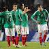 México le gana a Uruguay