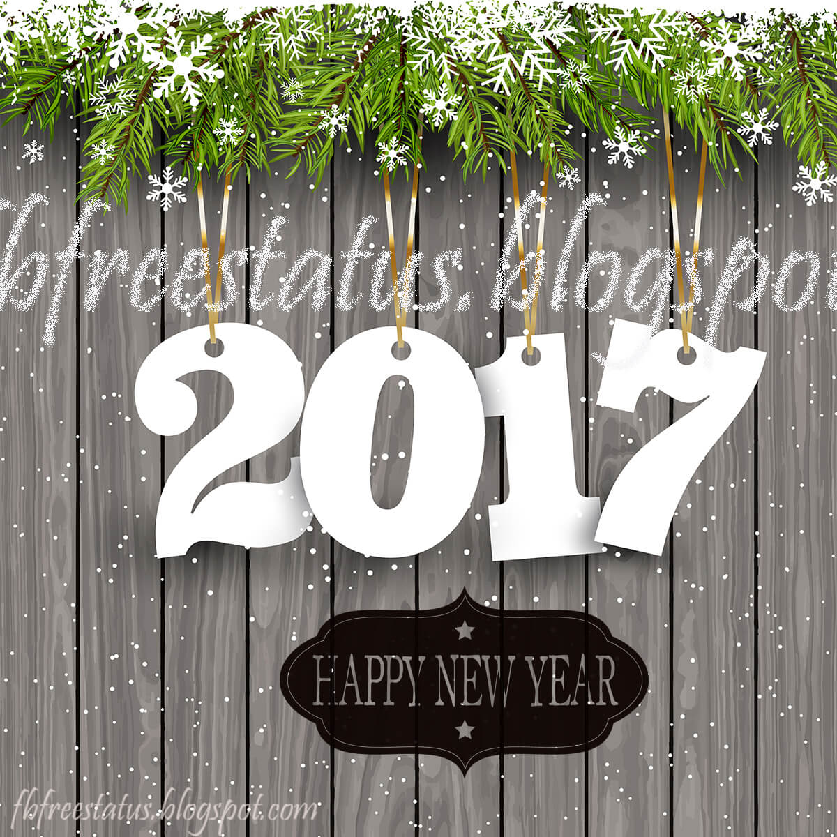 Happy New Year 2017 Background Images