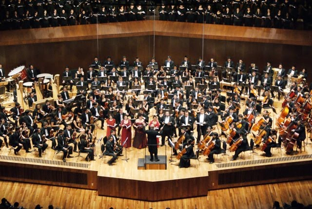 orquesta sinfónica nacional 2018