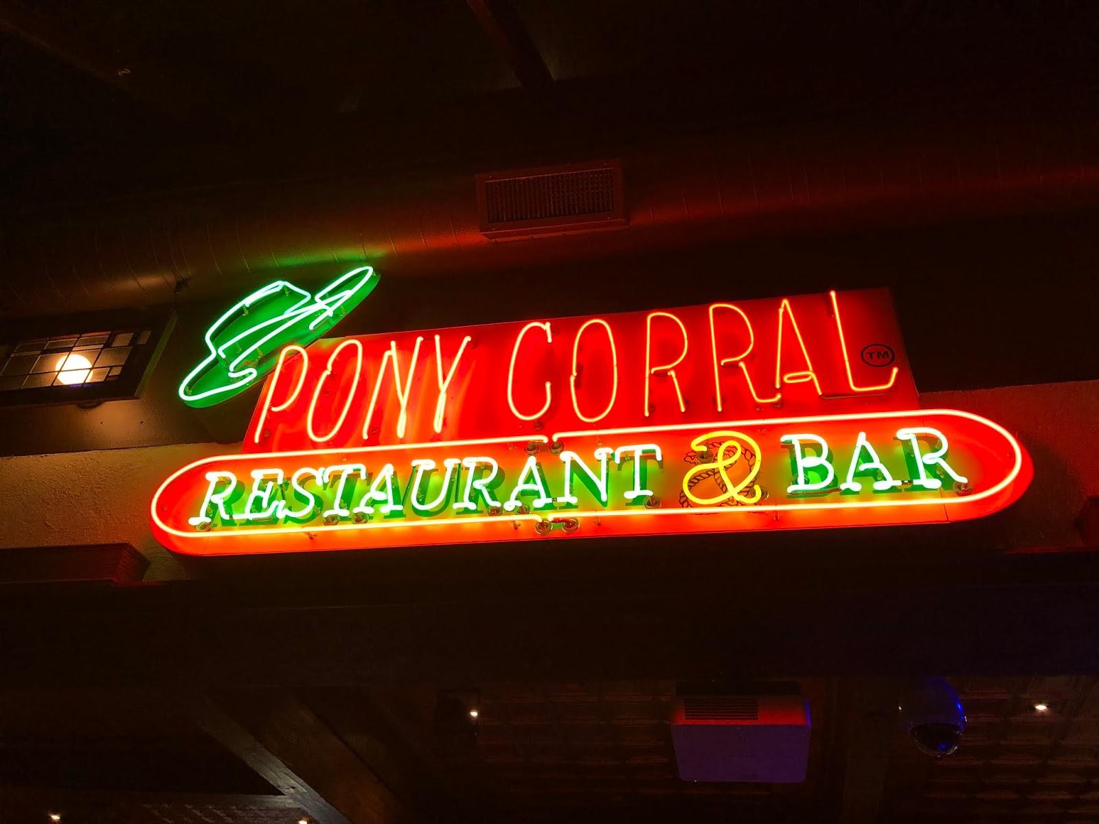Teena In Toronto Pony Corral Restaurant Bar Downtown Winnipeg Mb