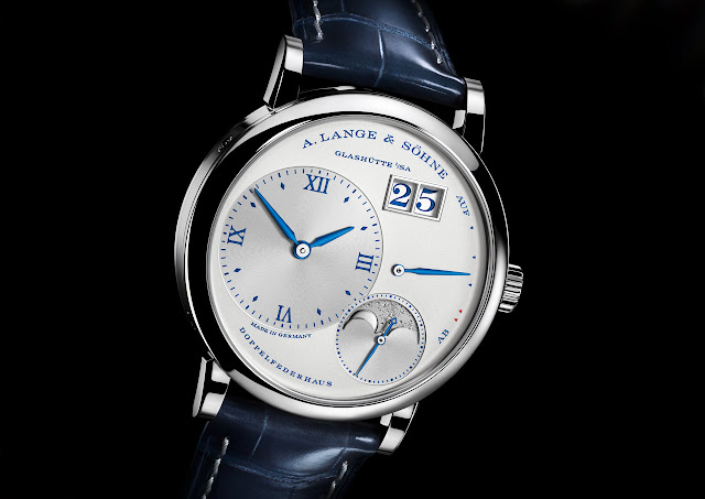 "A. Lange & Söhne Little Lange 1 Moon Phase ""25th Anniversary"" ref. 182.066"