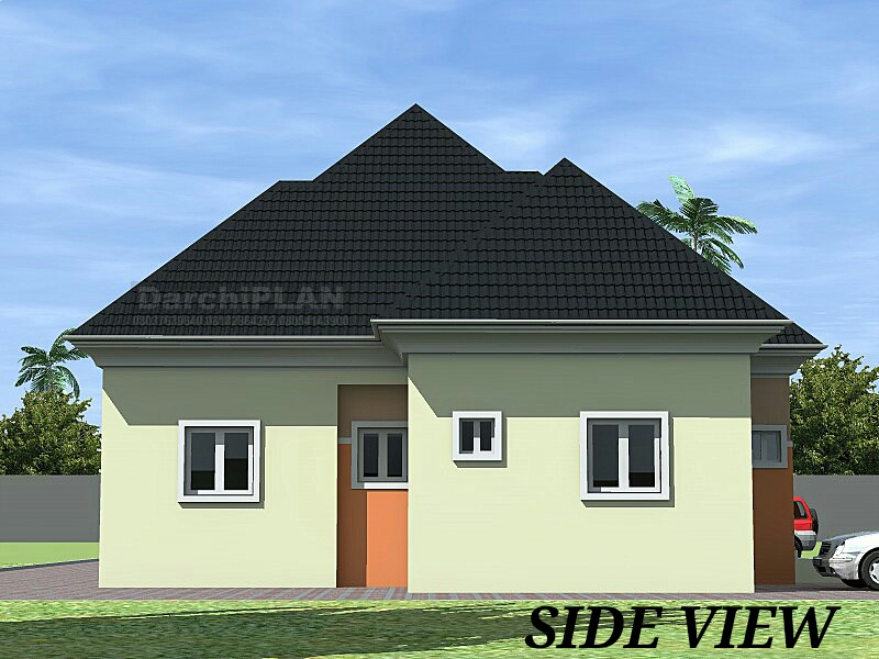 ... TWO BEDROOM APARTMENT. Project ID: R/S/BUN/02/002. Status: PROPOSED  Client: Anonymous Location: Owerri, Imo State