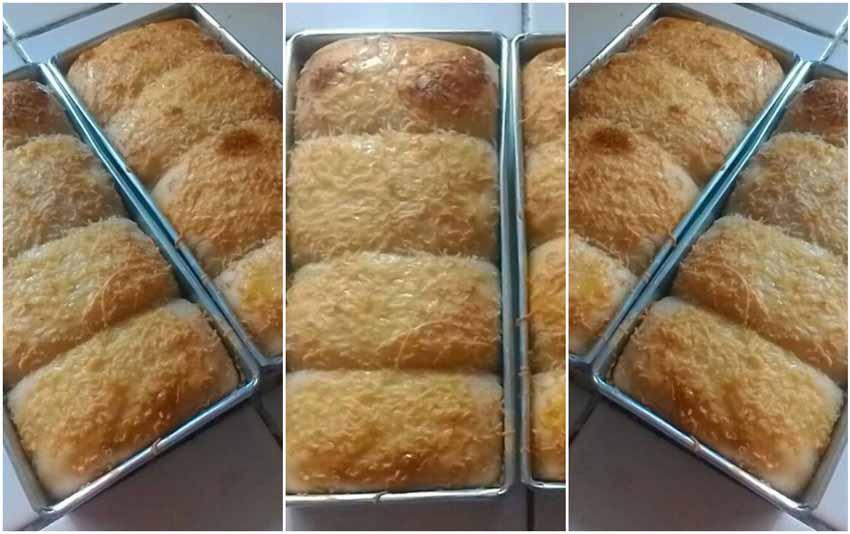 Resep Roti Tanpa Ribet dan Bahan Irit