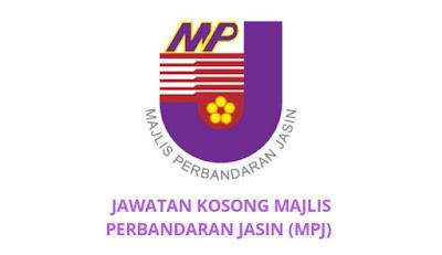 Jawatan Kosong Majlis Perbandaran Jasin 2019 (MPJ)