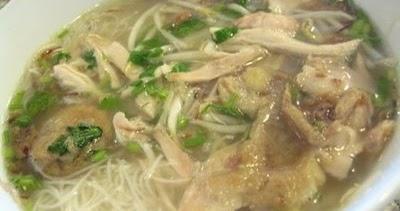 Resepi Bihun Sup Putih - Soalan 48