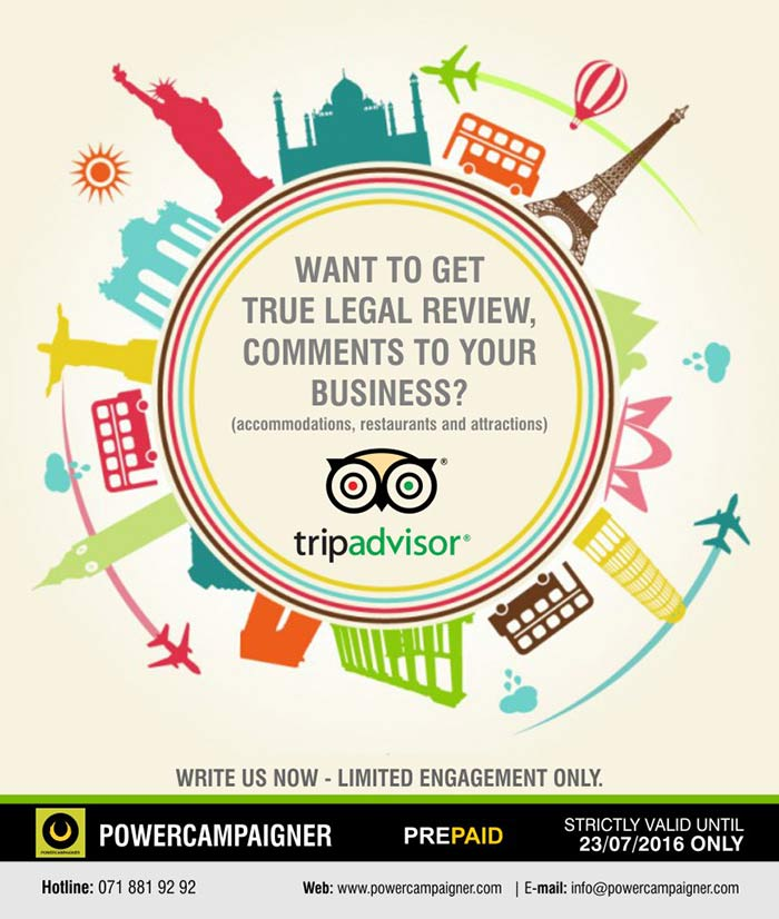 Want to get  True legal review, comments to your business?