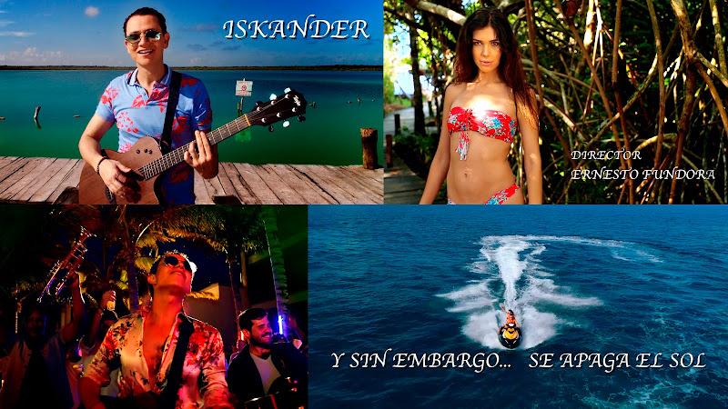 Iskander - ¨Y sin embargo... Se apaga el Sol¨ - Videoclip - Director: Ernesto Fundora. Portal Del Vídeo Clip Cubano. Canción. Música. México. Cuba.